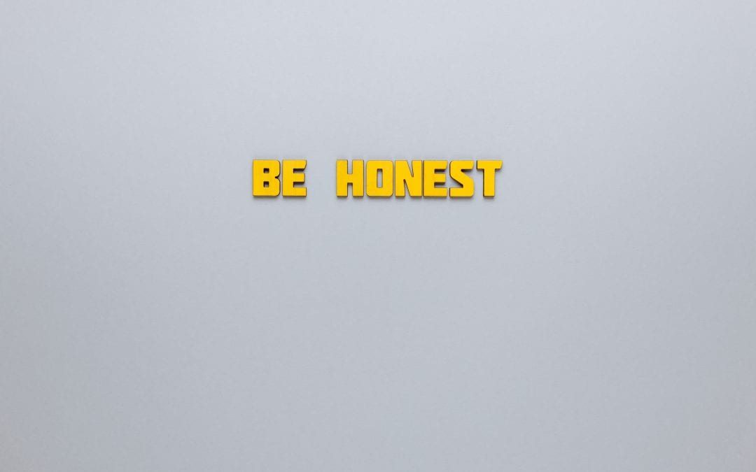 The Mentor's Message: Honesty is not a Policy