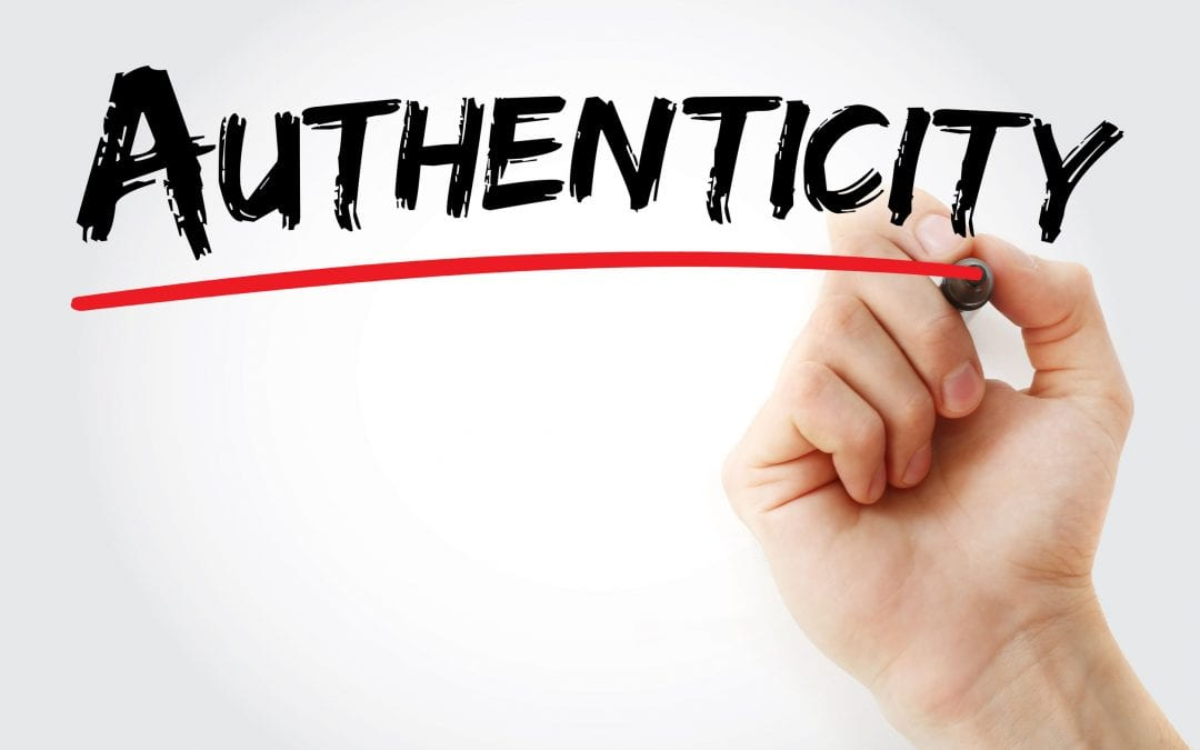 The Mentor's Message: Model Authenticity