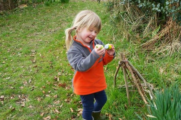 Measuring an Easter Egg Hunt