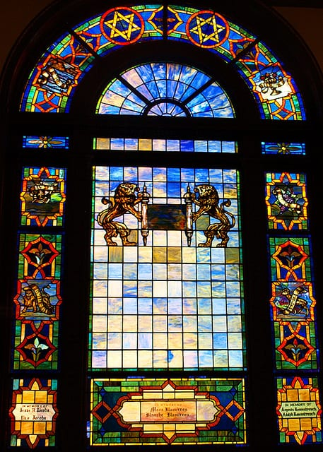 Create a Stained Glass Experience
