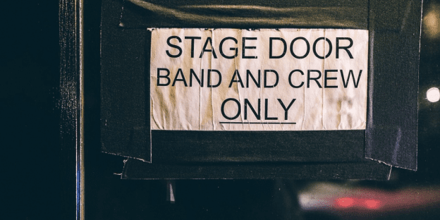 Does Your Service Have a Busy Stage Door?