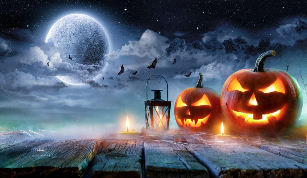 Trick or Treat: Your Customers Are at Your Front Door