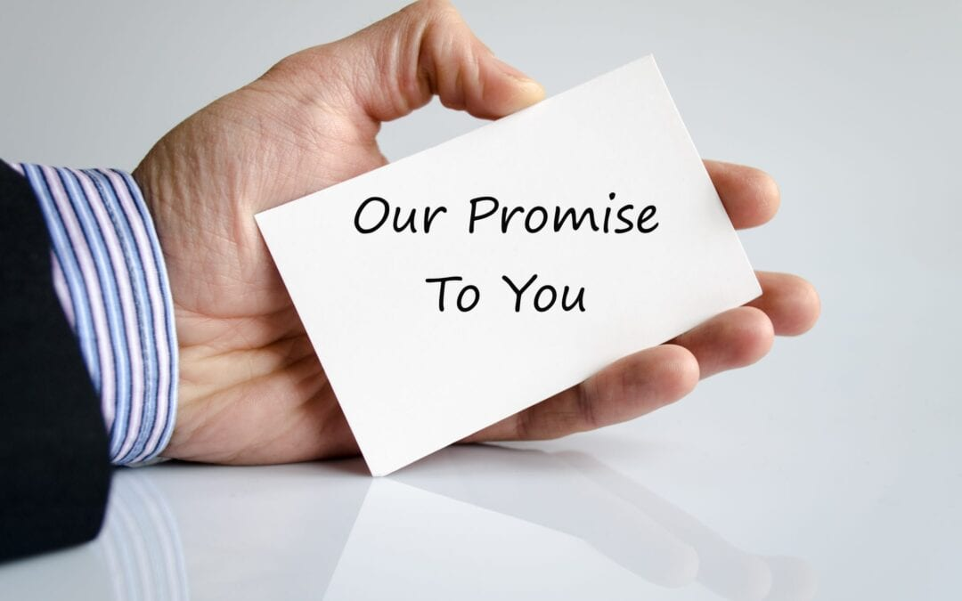 Are Your Promises to Customers Sacred?