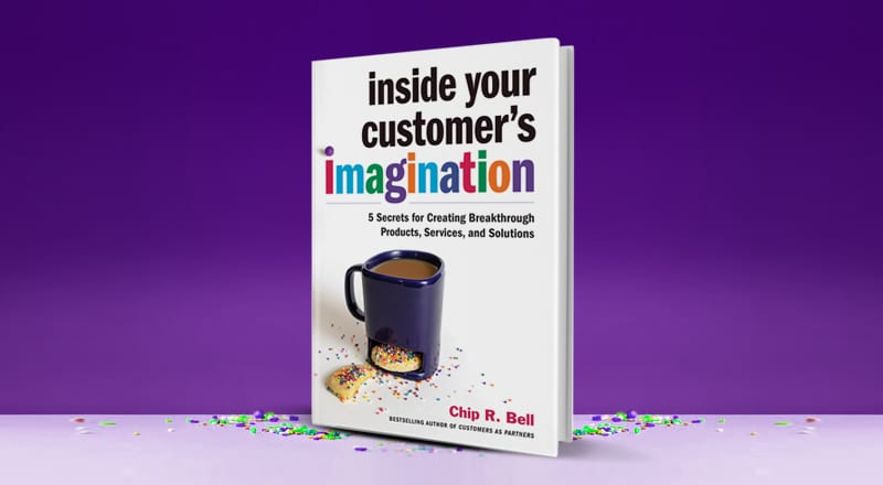 The Gift of Writing Inside Your Customer's Imagination