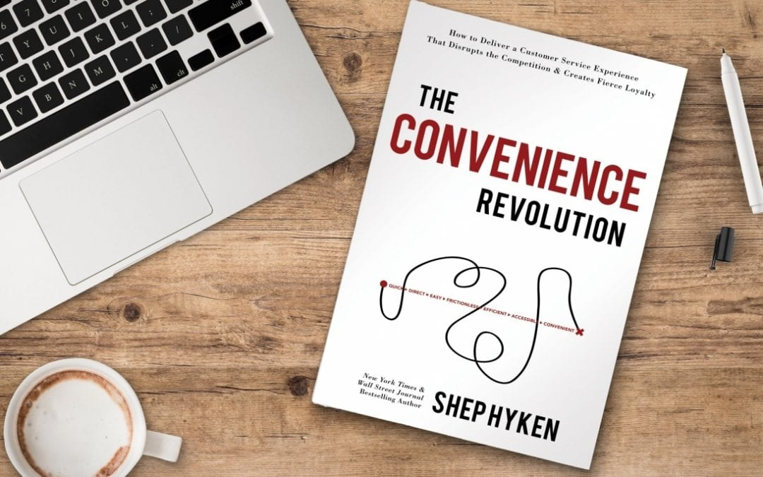 Disrupt Your Competition with Convenience