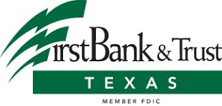 First Bank & Trust Texas