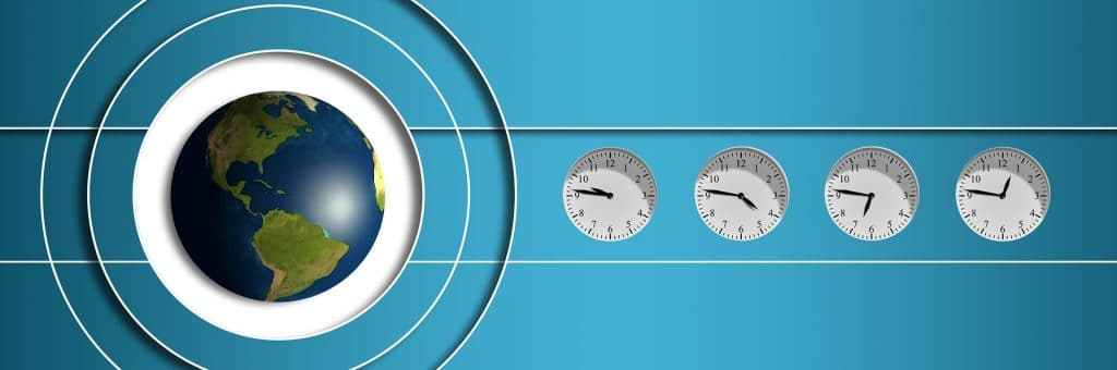 What Time Zone is Your Customer In?