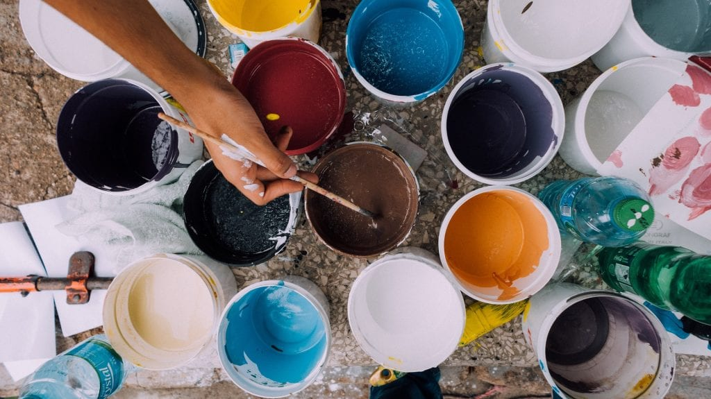 Getting Your Customers To Paint